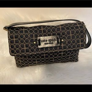 Kate Spade Women's Black Classic quilted bag